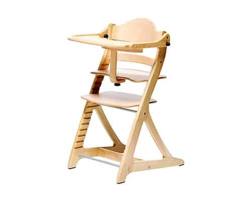 Baby Chair Yamatoya Sukusuku EN Table and Guard
