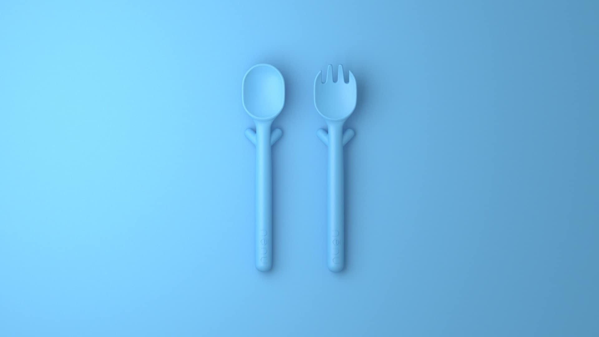 Baby Spoon Fork Sendok dan Garpu Terbaik