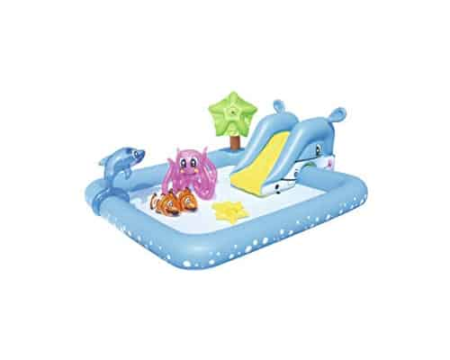 Kolam Renang Anak Portable Bestway Fantastic Aquarium Play Pool