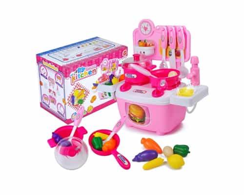 Mainan Edukasi untuk Anak Usia 2 - 3 Tahun DIY Dream Kitchen