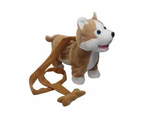 Mainan Anak 2 3 Tahun Boneka Anjing yang Bisa Bergerak dan Bersuara