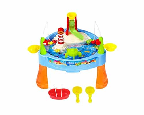 Playing Water Paradise Fishing Funny Game Table No 889-68