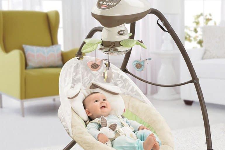 Gambar Baby Swing Bouncer Terbaik