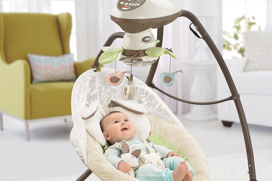 Orangtua harus tahu bahaya penggunaan baby bouncer untuk bayi