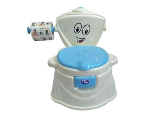 Toilet Anak Baby Safe Train to Flush Potty