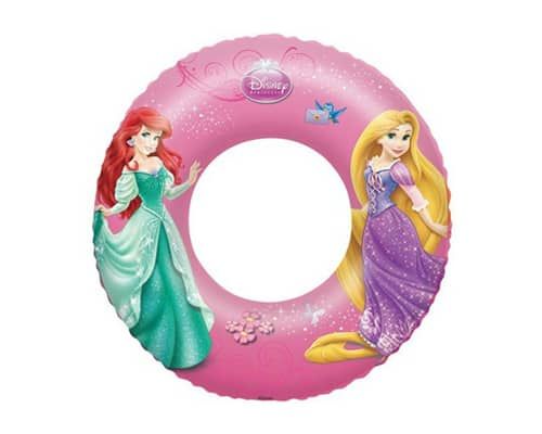 Gambar Pelampung Anak Bestway 91043 Disney Princess Swim Ring