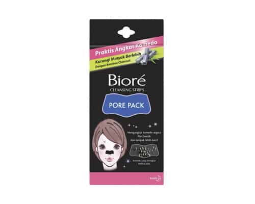 Gambar Biore Pore Pack Black
