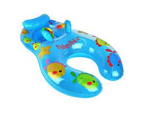 Gambar Pelampung Renang Anak Fisher-Price Baby & Baby Me Splash Float