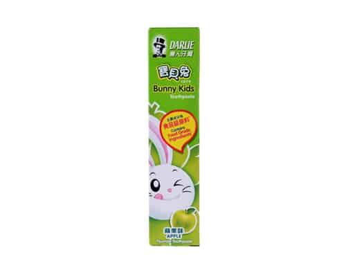 Gambar Pasta Gigi Anak Hawley & Hazel Darlie Bunny Kids