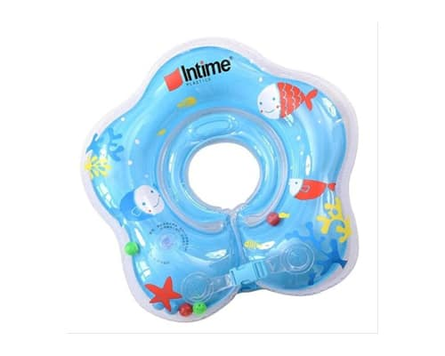 Gambar Intime Baby Swim Neck Ring
