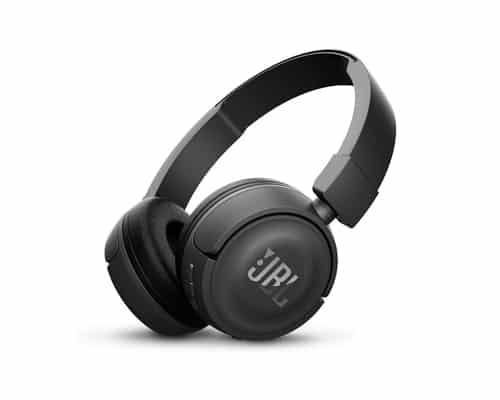 Gambar Headset Bluetooth Terbaik JBL Wireless On-Ear Headphone T450BT