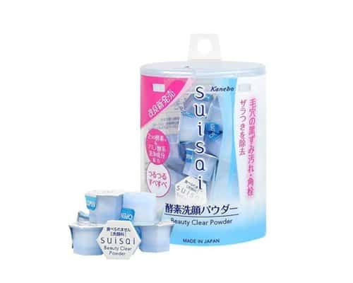 Gambar Sabun Muka Kanebo Suisai Beauty Powder Wash
