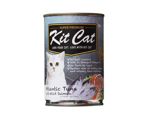 Gambar Makanan Kucing Kit Cat Premium Cat Canned Food