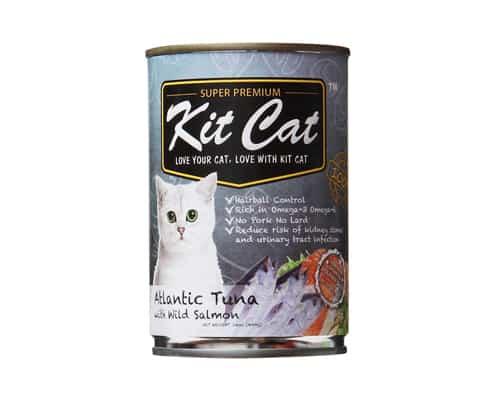 Gambar Makanan Kucing Kit Cat Premium Cat Canned Food