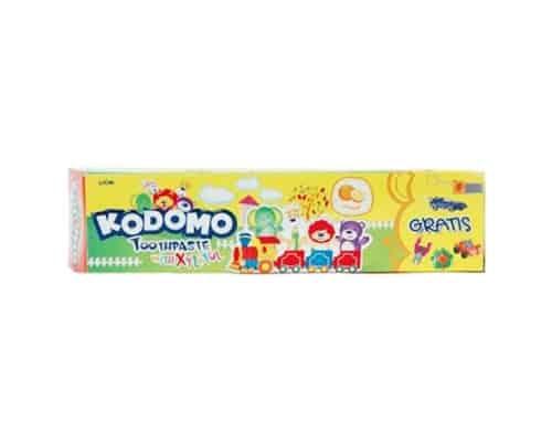 Gambar Pasta Gigi untuk Anak Kodomo Kids Toothpaste Reguler