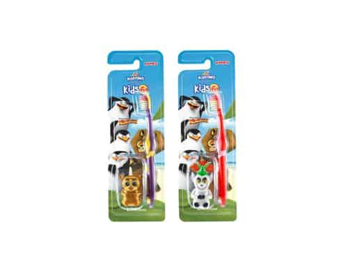 Gambar Sikat Gigi Anak Kodomo Toothbrush Kids 6+ Fancy