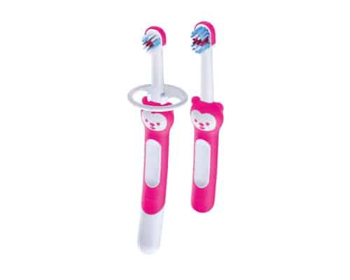 Gambar MAM Training Brush – Baby Toothbrush