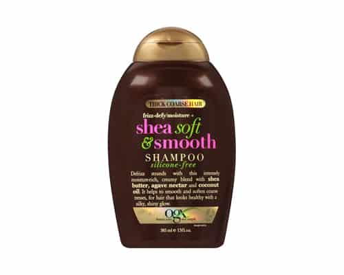 Gambar Shampo Terbaik OGX Shea Soft & Smooth Shampoo