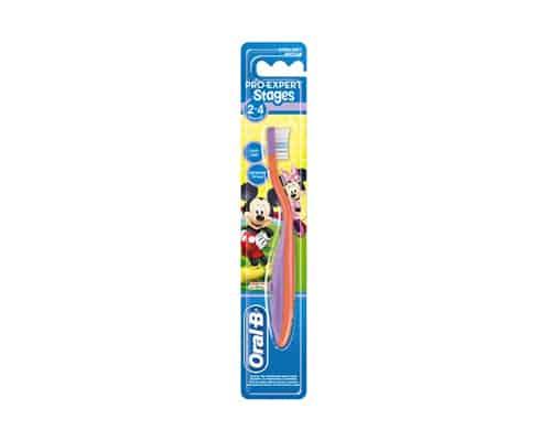 Gambar Oral-B Stages 2 (2-4 years) Kids Toothbrush