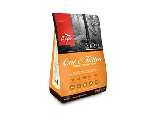 Gambar Makanan Kucing Orijen Cat & Kitten