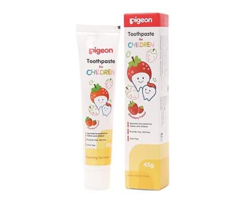 Gambar Pasta Gigi untuk Anak Pigeon Toothpaste for Children