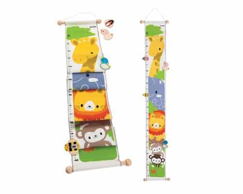 Gambar Plan Toys Jungle Height Chart