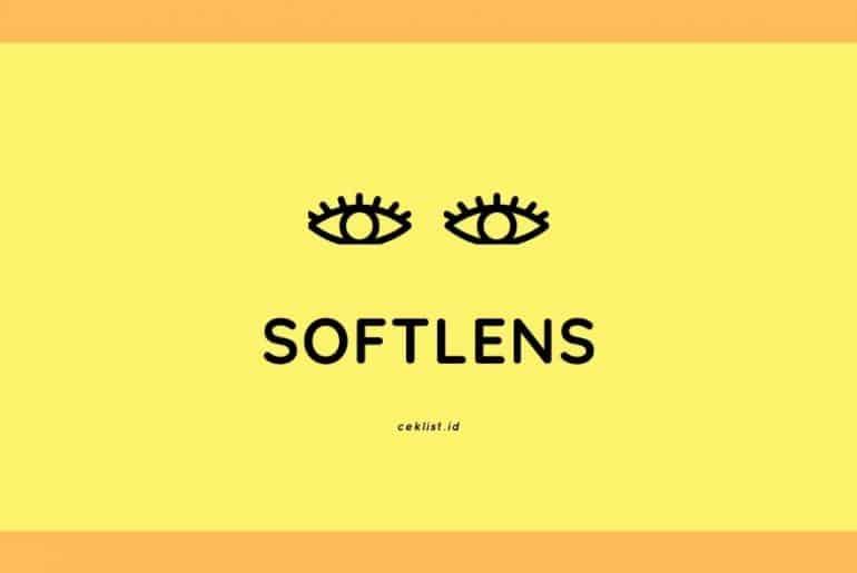 Rekomendasi Softlens Warna Terbaik