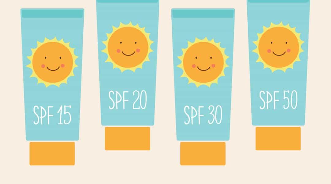 Rekomendasi Sunblock dan Sunscreen Terbaik untuk Anak-anak