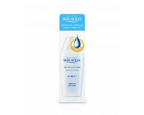 Gambar Sunblock Terbaik untuk Kulit Rohto Skin Aqua UV Moisture Gel