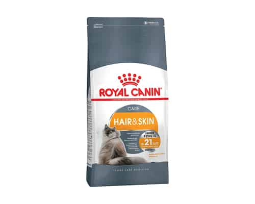 Gambar Makanan Kucing Royal Canin Hair and Skin Care