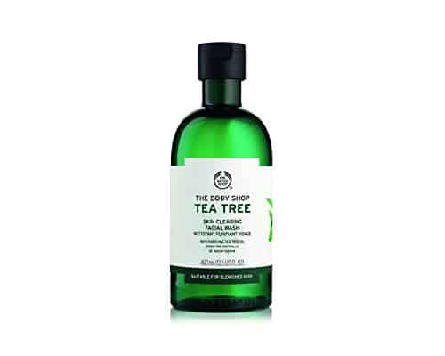 Gambar Sabun Muka The Body Shop Tea Tree Skin Clearing Facial Wash