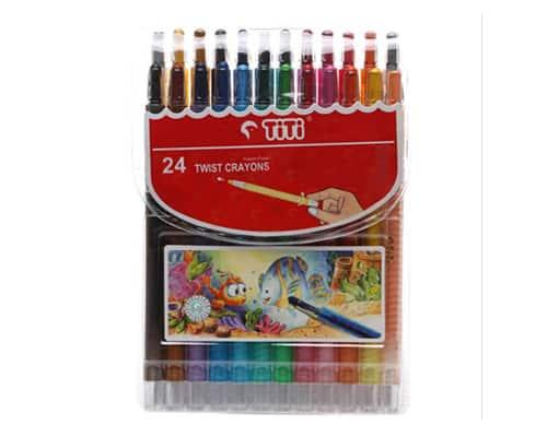Gambar Crayon Mewarnai TiTi TI-CP-12/P