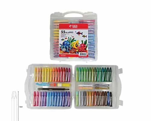 Gambar Crayon Mewarnai TiTi TI-P-55S