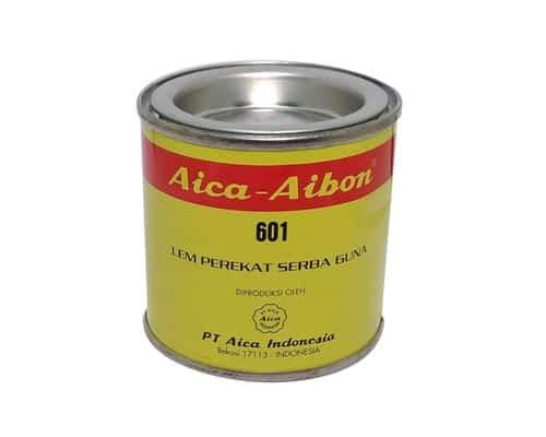 Rekomendasi Lem Logam Terbaik Aica-Aibon 601