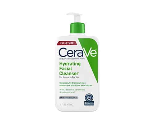 Gambar CeraVe Hydrating Facial Cleanser