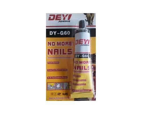 Rekomendasi Lem Logam Terbaik Deyi Adhesive 50g Latest One-Component No More Nails
