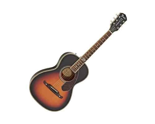 Gambar Fender Ron Emory Loyalty Parlor Acoustic Guitar
