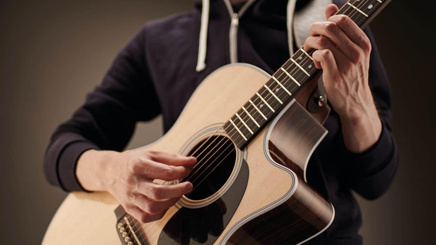Gitar Akustik yang Bagus