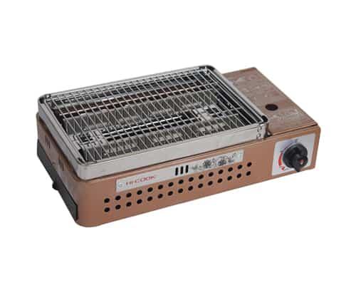 Pemanggang Makanan Terbaik HI-COOK Kompor Barbecue KC-301