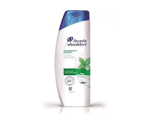 Shampo Anti Ketombe Terbaik Head & Shoulders Cool Menthol Shampoo