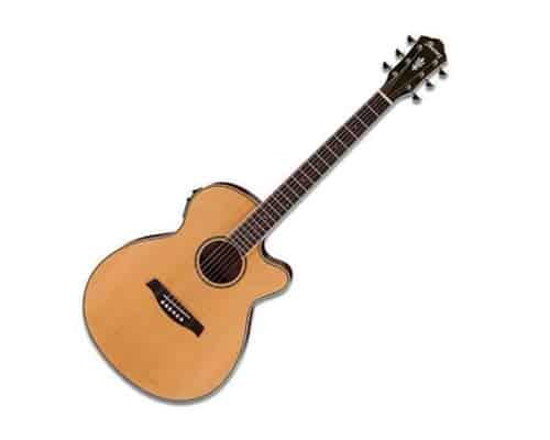 Gambar Gitar Akustik Ibanez AEG15II LG