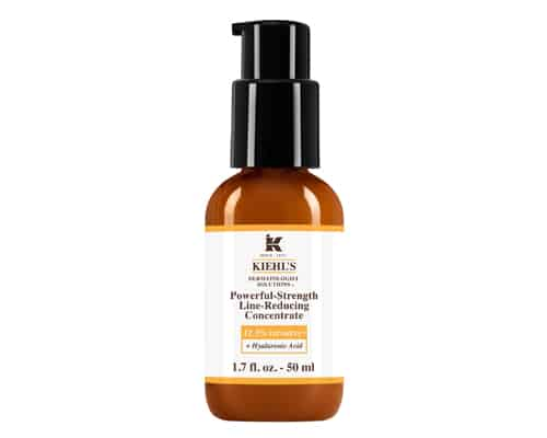 Gambar Kiehls New Powerful Strength Line Reducing Concentrate