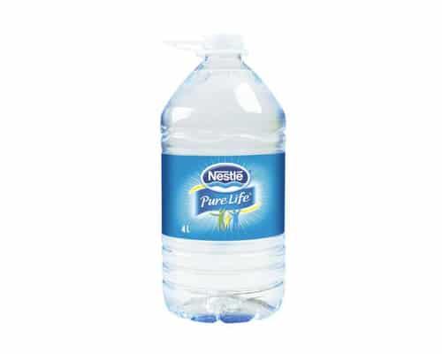 Gambar Nestle Pure Life Natural Spring Water