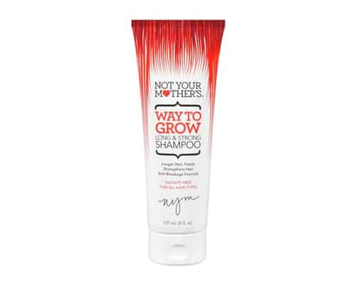 Shampo Penumbuh Rambut Terbaik Not Your Mothers Way To Grow Long & Strong Shampoo