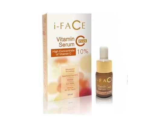 Gambar Nutrisains I-Face Vitamin Serum C