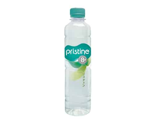 Gambar Pristine 8+ Air Mineral