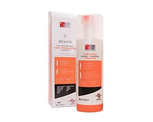 Shampo Penumbuh Rambut Terbaik Gambar Revita Hair Growth Stimulating Shampoo
