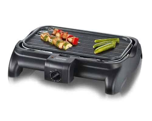 Pemanggang Makanan Terbaik Severin Barbecue Grill PG1525