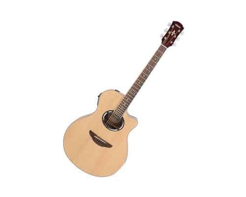 Gambar Gitar Akustik Asli Yamaha APX500II