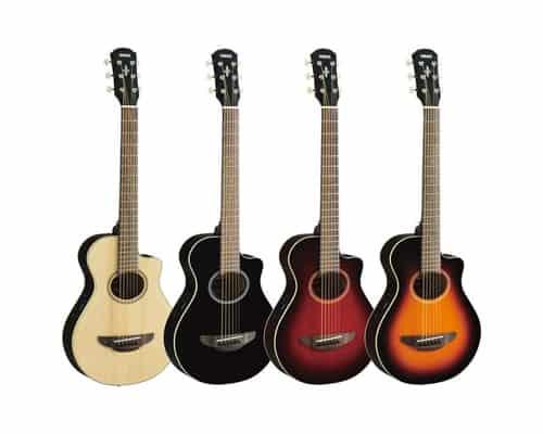 Gambar Gitar Akustik Yamaha APXT2
